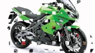 10. Kawasaki ER-6n - Specification, Details