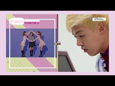 Video [Twice] Kangnam Reaction Twice