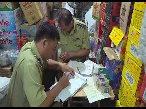 Đấu tranh phòng chống tội phạm buôn lậu thuốc lá và vận chuyển hàng cấm