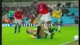 Roy Keane vs. Southgate