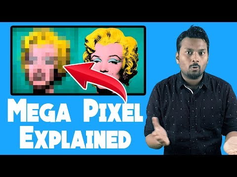 What Is Megapixel? How Important Is It? Smartphone Camera? By Gadget Unplugged