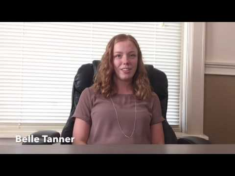 Belle Tanner - Coosa Valley News Person of the Week