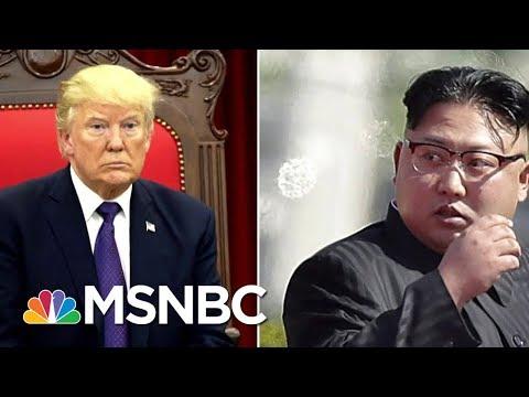 The Real Impact Of President Donald Trump's Nuclear Tweet   Morning Joe   MSNBC