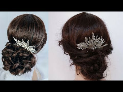 Hairstyles for short hair - Simple Hairstyle For Girl For Everyday   Part 5