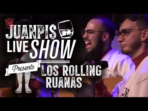 The Juanpis Live Show - Entrevista a Los Rolling Ruanas