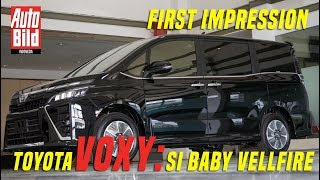 Video Toyota Voxy 2017 | First Impression | Auto Bild Indonesia MP3, 3GP, MP4, WEBM, AVI, FLV Desember 2017