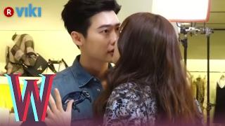 Video W - EP 17 | Lee Jong Suk & Han Hyo Joo, BTS Kiss 3 MP3, 3GP, MP4, WEBM, AVI, FLV April 2018