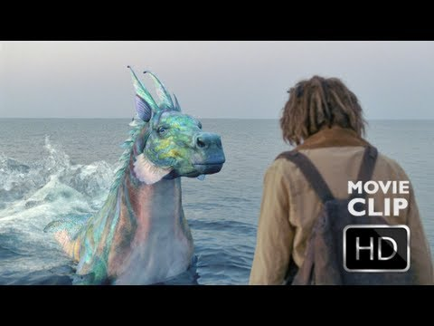 Percy Jackson : Sea of Monsters - It's a Hippocampus - 20th Century Fox HD