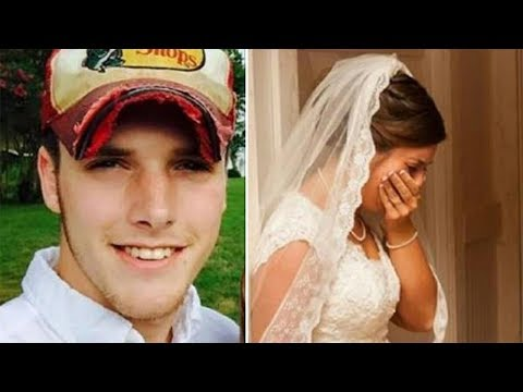 Minutes Before Wedding Bride Grabs Groom's Shaky Hand Realizes Truth About Man She's Marrying!