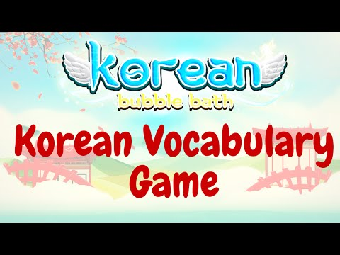 Video of Learn Korean Bubble Bath Free