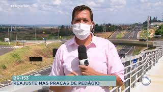 Pedágios mais caros: reajuste anunciado no mês passado começa a valer na rodovia Transbrasiliana