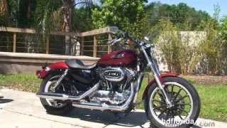 1. Used 2009 Harley Davidson Sportster 1200 Low Motorcycles for sale  - Orlando, FL