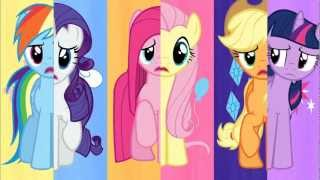 My Little Pony FIM: Its What My Cutie Mark Is Telling Me (In Mismatched HD)