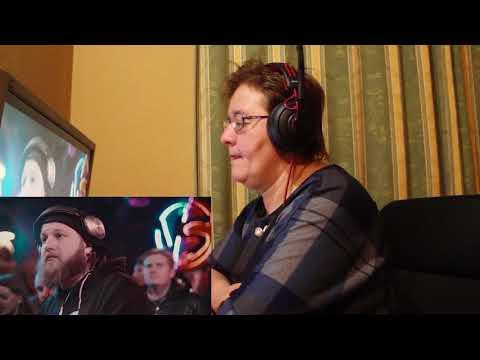 РЕАКЦИЯ МАМЫ НА [VERSUS BPM: Гарри Топор VS Rickey F] (видео)
