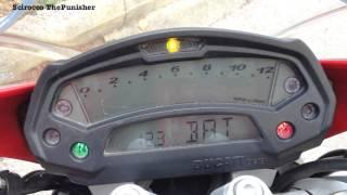 9. Ducati Monster 796 Dashboard [HD]