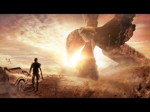 геймплей Mad Max