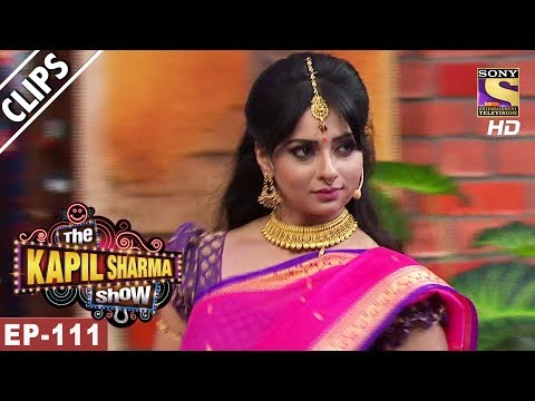 Kapil Sharma And Princess Devsena - The Kapil Sharma Show - 3rd Jun, 2017