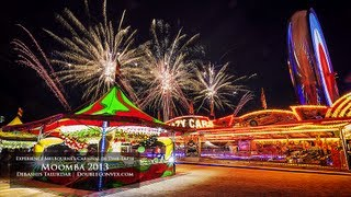 Moomba 2013 in Time-Lapse