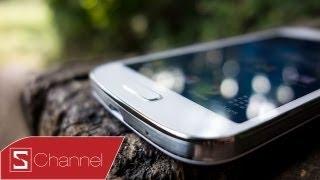 Schannel -Đánh giá Galaxy S4 Mini : Bản rút gọn đáng giá - CellphoneS