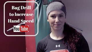 Bag Drill to Increase Speed