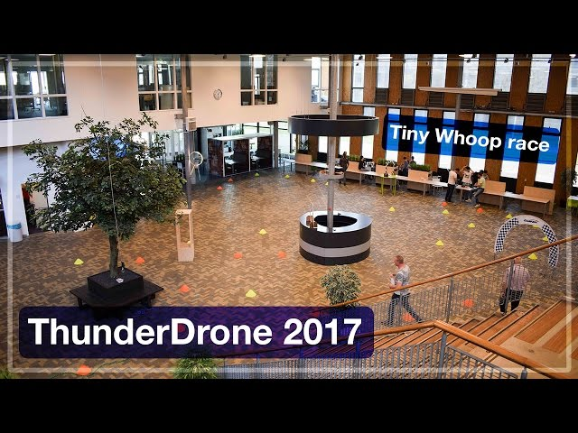 ThunderDrone 2017 | Dutch-Drone-Event