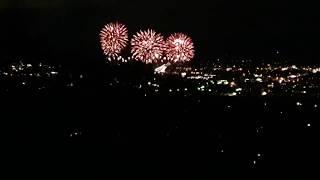 SkyFire Canberra 2019 Fireworks!