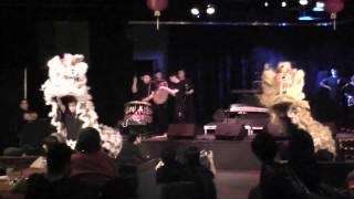 Chinese New Year At Century Casino Edmonton - Lion Dances