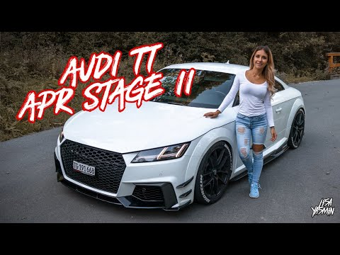 Audi TT 8s APR Stage 2 | AlexPohl | Lisa Yasmin