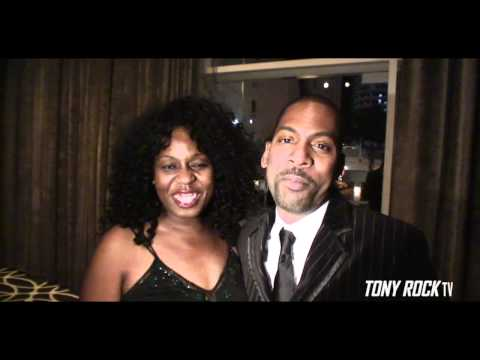 'Tony Rock' Red Carpet Holiday Charity Event @ W Hotel Hollywood