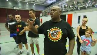 They are all too familiar statistics - Aboriginal Australians are the most incarcerated people in the world. But here's something you may not know - If you spend time and money on rehabilitation programs you can change lives for the better and reduce the re-offending rate. And that observation comes from the governor of notorious Long Bay Goal in Sydney. NITV's Steve Mungindi gained rare access to Long Bay and spent time with one inmate who is part of a revolutionary program reintegrating prisoners back into society.