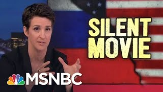Rachel Maddow reports on new revelations about the number of people in attendance at Donald Trump Jr.'s campaign meeting with Russians, and a bevy of ...