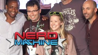 Conversations for a Cause - Nerd HQ 2011 Subscribe to The Nerd Machine: http://goo.gl/Le9ha