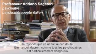 Video Macron est un psychopathe: l'analyse dun psychiatre italien MP3, 3GP, MP4, WEBM, AVI, FLV Mei 2017