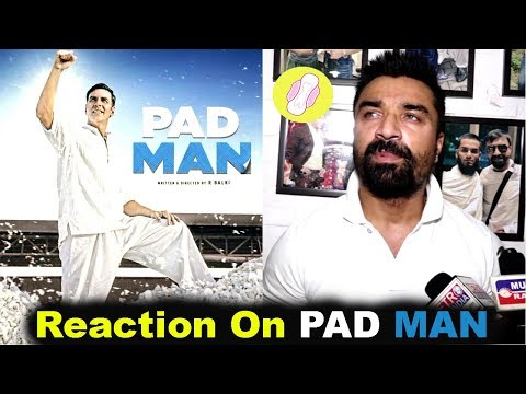 Ajaz Khan Reaction On Akshay Kumar's PAD MAN Movie