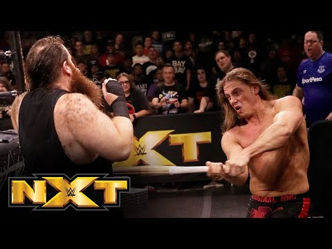 Riddle and Dain's Street Fight devolves into a brawl: WWE NXT, Sept. 18, 2019