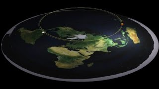10 Flat Earth Arguments DEBUNKED
