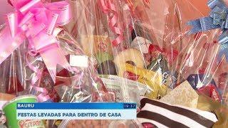 Empresários apostam em decorações de festa menores para casa
