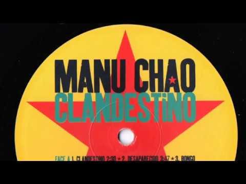 Manu Chao - Clandestino (1998 Virgin) Full LP #rock #reggae #ska #latin