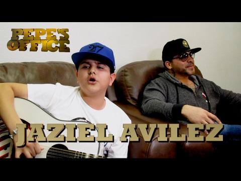 Angel Del Villar presenta a JAZIEL AVILEZ - Pepe's Office - Thumbnail