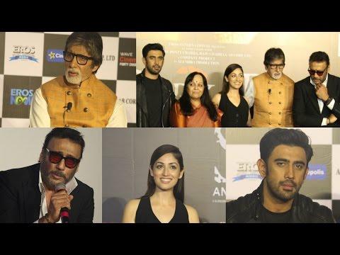 Sarkar 3 TRAILER Launch | Amitabh Bachchan | Ram Gopal Varma
