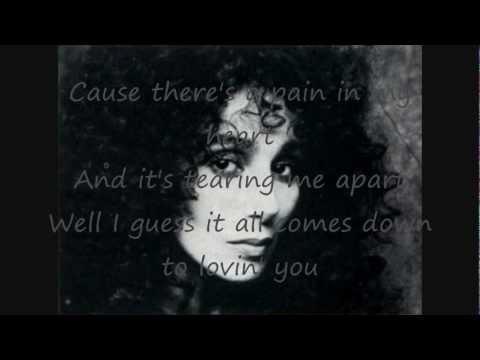 Tekst piosenki Cher - Love & Pain (Pain in My Heart) po polsku