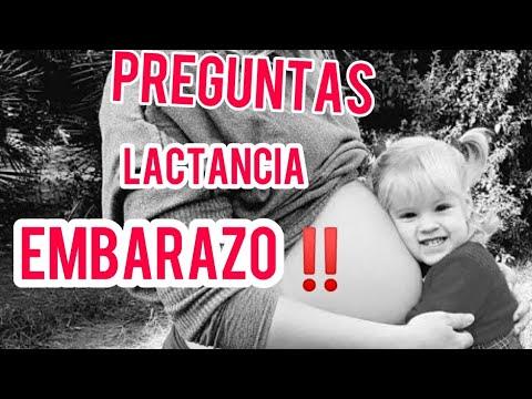 LACTANCIA DURANTE EL EMBARAZO!! Dar el pecho embarazada / Dudas más frecuentes