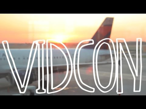 And then I went to VidCon...