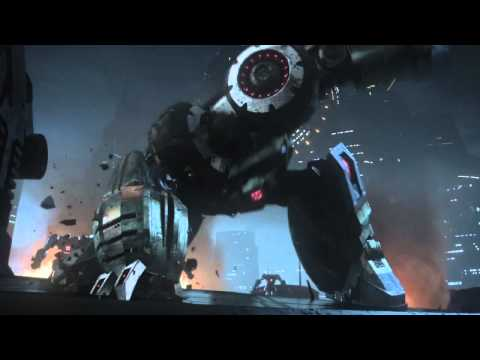 Transformers: Fall of Cybertron - Teaser VGA 2011