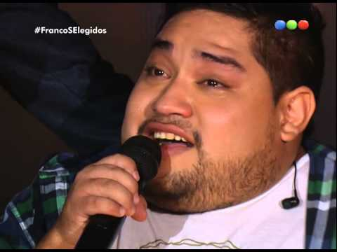 Franco Silva: Atrévete – Elegidos