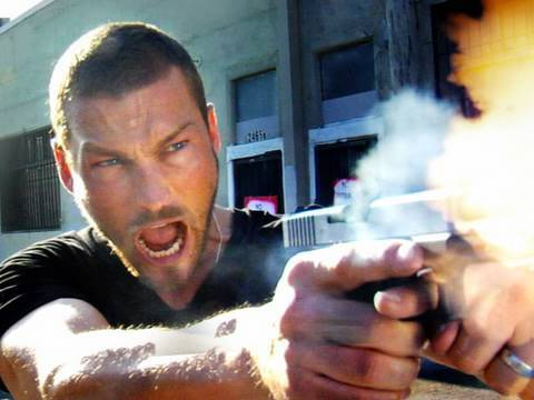 Time Crisis - Ft. Andy Whitfield