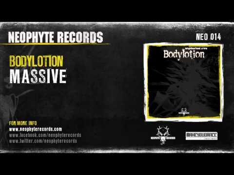 Bodylotion - Massive