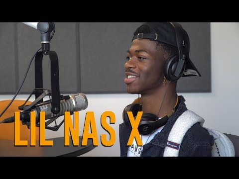 Lil Nas X Tells The Story Behind 'Old Town Road', The Country Charts, His Life A Year Ago  & More