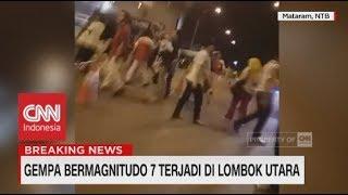 Video Detik-Detik Kepanikan Warga Lombok Saat Gempa Melanda MP3, 3GP, MP4, WEBM, AVI, FLV Agustus 2018