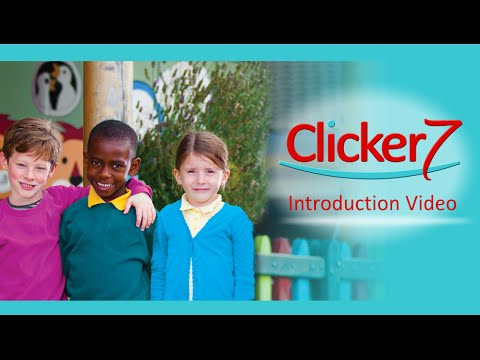 Clicker 7 Introduction video